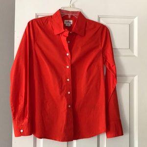 Jcrew shirt in size XS